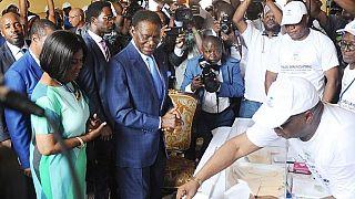 """Guinée équatoriale : le président reconduit à la tête du parti au pouvoir pour une """"durée indeterminée"""