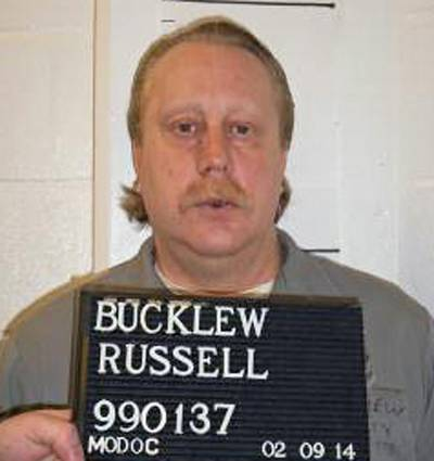 Convicted killer Russell Bucklew