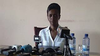 Kagame's female challenger takes another shot at Rwanda's presidency