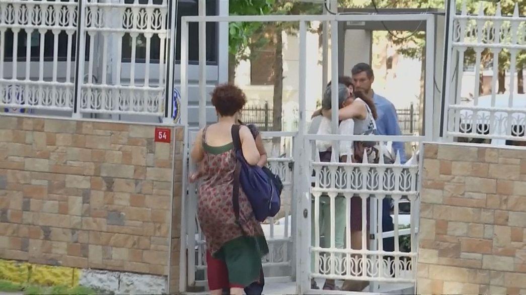 Amnesty International требует освобождения арестованных активистов