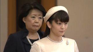 Anti-tündérmese: házasodik a japán hercegnő, aki ezzel elveszíti királyi státuszát