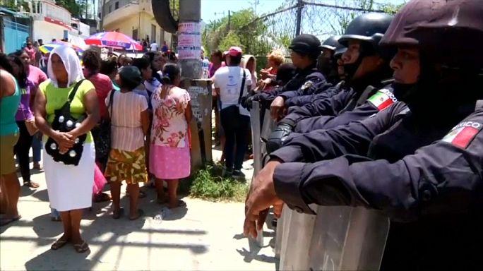 Messico: decine di morti nella prigione di Acapulco