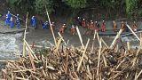 Japonya'da şiddetli fırtına: 6 ölü