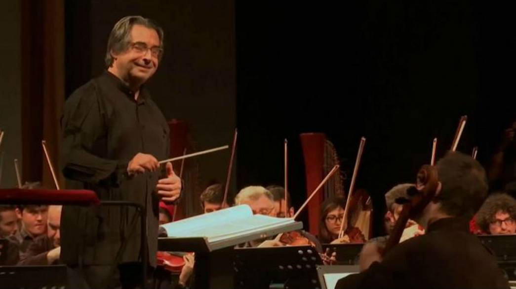 """El concierto de """"Caminos de la Amistad"""" triunfa en Teherán y pone rumo a Rávena"""