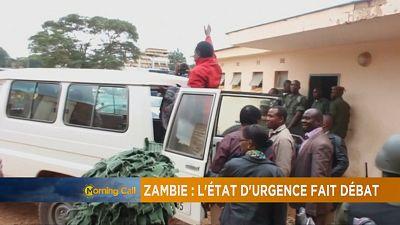 La Zambie sous état d'urgence après l'incendie d'un marché [The Morning Call]