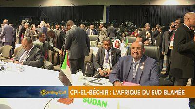 La CPI blâme l'Afrique du sud pour avoir protéger Omar el-Béchir [The Morning Call]