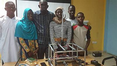 U.S. finally grants visas to Gambian robotics team heading for global contest