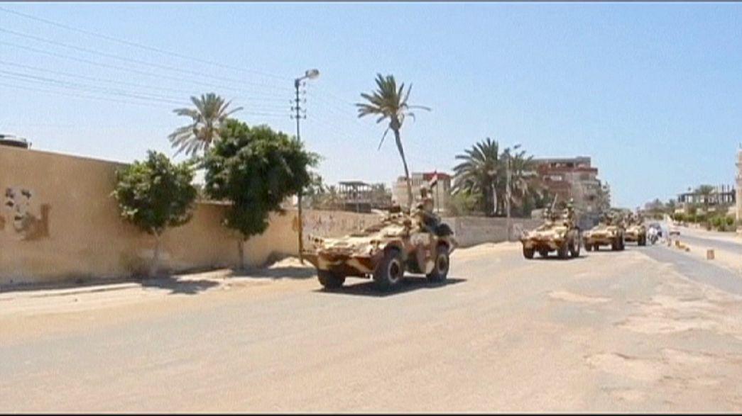 Sinai-Bombenanschlag: Viele ägyptische Soldaten getötet