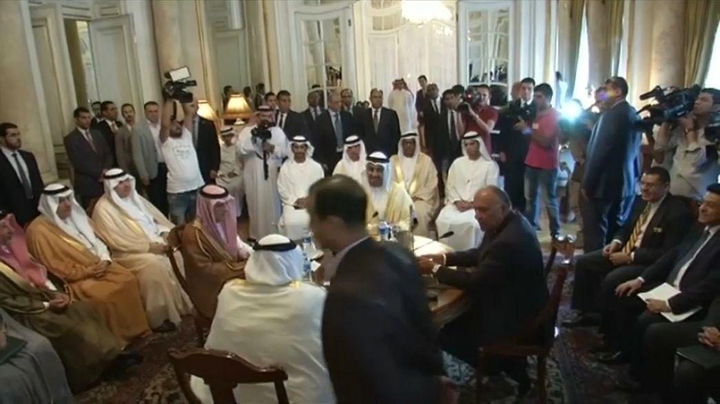Riade fecha a porta a discussões com o Qatar