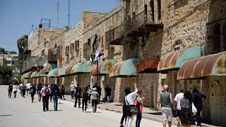 اليونيسكو تدرج الحرم الإبراهيمي والبلدة القديمة بالخليل في قائمة التراث العالمي المهدد بالخطر