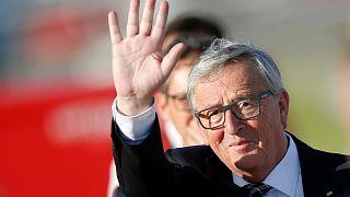 Tusk e Juncker dão prioridade à migração e anti-protecionismo no G20