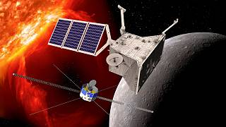 Facing the furnace: BepiColombo mission to visit Mercury