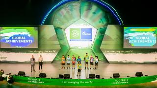 Football for Friendship Forum connects global youth in Saint Petersburg