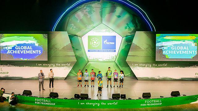 """""""Футбол для дружбы"""": наша планета - мяч!"""