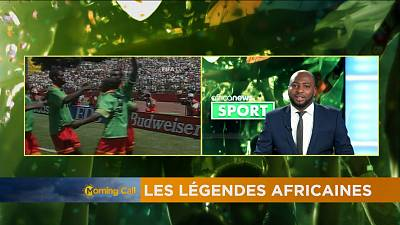 Flashback: Remembering Africa's sporting greats - Roger Milla [Sport]