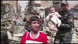 القوات العراقية تحاصرآخر معاقل داعش في الموصل