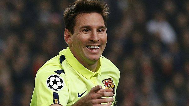 Messi n'ira pas en prison