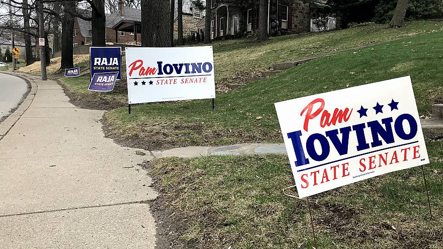A special election in Pittsburgh suburbs could hold early clues for 2020