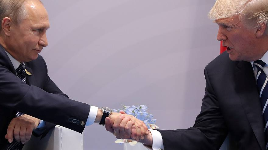 View: Trump and Putin - tainted love