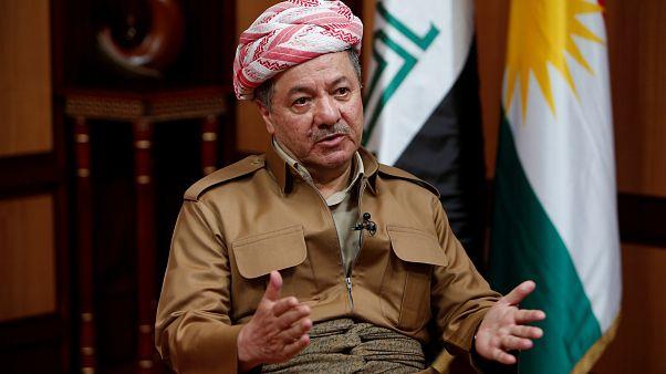 بارزانی: کردستان عراق از برگزاری همهپرسی استقلال صرفنظر نمی کند