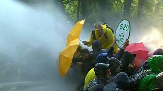 G20: Proteste in Hamburg