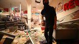 Randale in Hamburg: Mit Zwillen und Eisenstangen gegen die Polizei