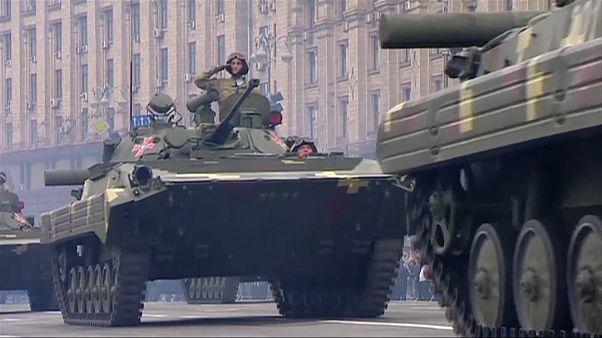 Ουκρανία: Επί τάπητος η ένταξη στο ΝΑΤΟ