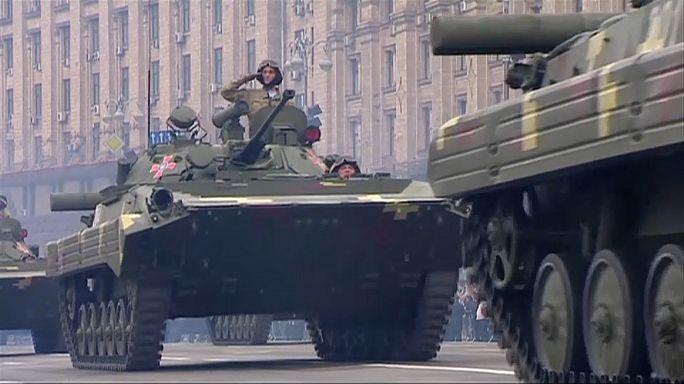 Ucrania: el 70% de la población quiere adherirse a la OTAN