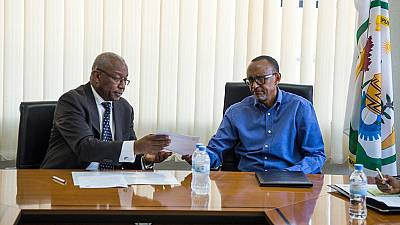 Kagame, 2 others cleared to stand for Rwanda's August 4 elections