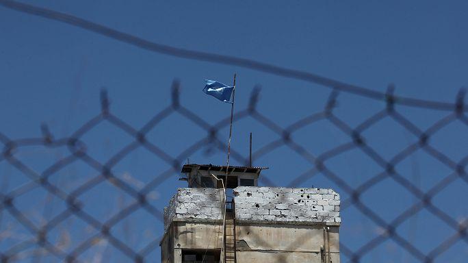 Reaction to Cyprus talks failure