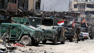 التلفزيون العراقي: إعلان النصر في الموصل خلال ساعات