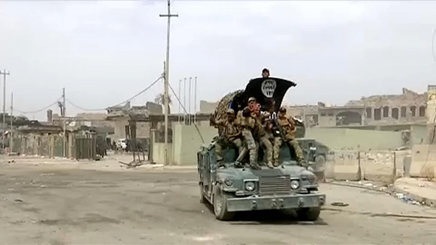 """Victory in Mosul in """"hours"""" Iraqi TV reports"""