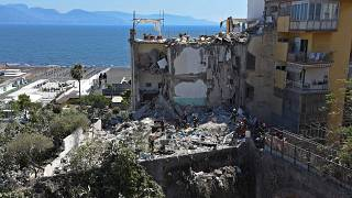 Crollo Torre Annunziata: 8 morti accertati