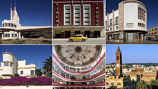 Eritrea capital, Asmara, makes UNESCO World Heritage list
