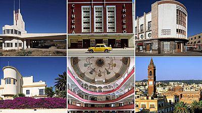 """Asmara, """"ville moderniste de l'Afrique"""" couronnée par l'Unesco"""