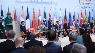Einigkeit beim Handel, Meinungsverschiedenheiten beim Klima
