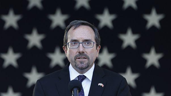 ABD Büyükelçisi Bass'dan 'adalet' vurgusu