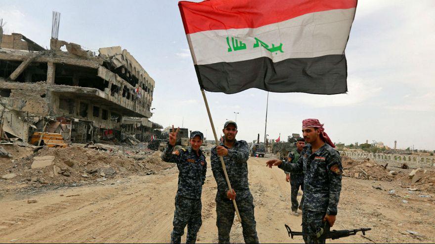 موصل بطور کامل در اختیار نیروهای عراقی قرار گرفت