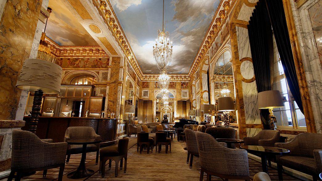 Ab 1200 € die Nacht, 15 € das Bier: Luxus der Superlative im neuen Hotel Crillon in Paris