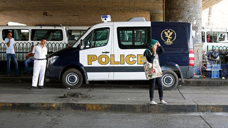 الداخلية المصرية: مقتل 16 مسلحا في اشتباكات مع الشرطة