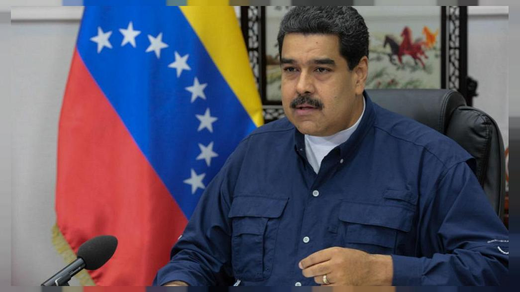 """Maduro zu Santos: """"Verbeug Dich wie vor Deinem Vater"""""""