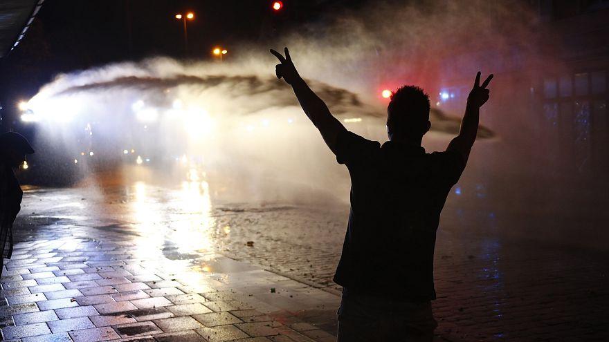 Clashes rage despite end of G20 summit