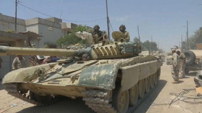بدء سريان اتفاق وقف إطلاق النار في جنوب غرب سوريا