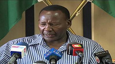 Kenya Appoints New Interior Minister After Death of Nkaissery
