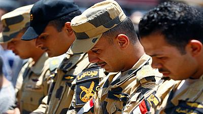 Egypt: Police kill 16 gunmen in raids targeting militants