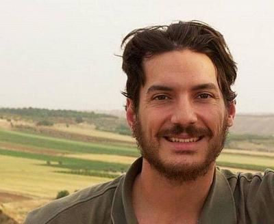 Freelance journalist Austin Tice went missing in Syria in 2014.