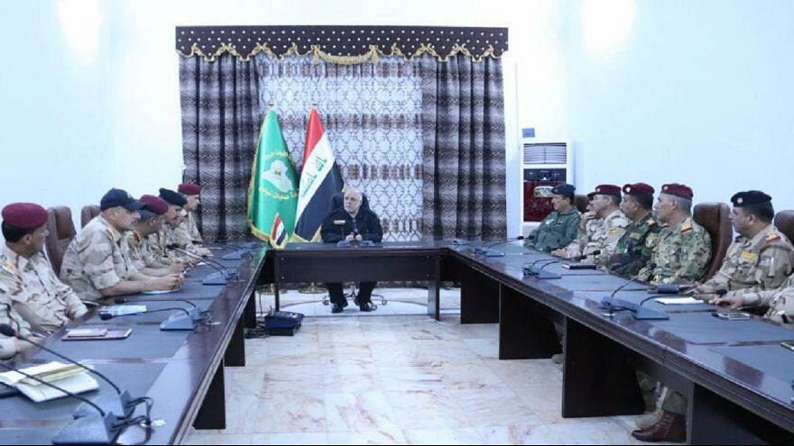 حیدر عبادی بدنبال پیروزی ارتش عراق بر داعش؛ موصل امن می شود