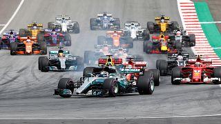 Bottas siegt in Spielberg vor Vettel