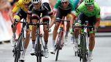 Rigoberto Urán se corona en la etapa reina del Tour