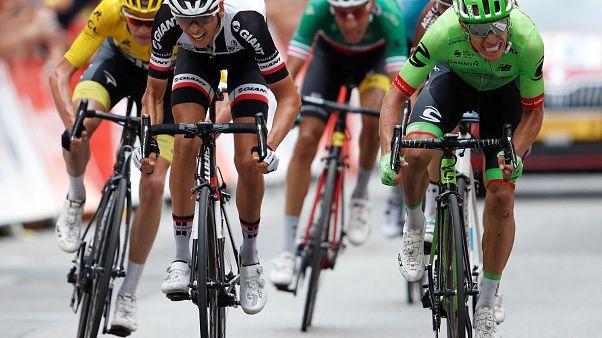 یوران کلمبیایی فاتح مرحله نهم تور دو فرانس